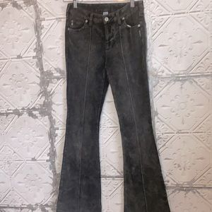 Silver jeans corduroy bootcut grunge jeans